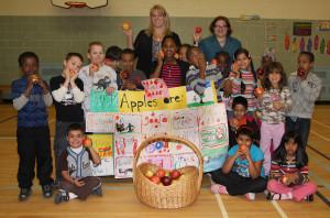 Charles Hulse school Apple a Day 8-web